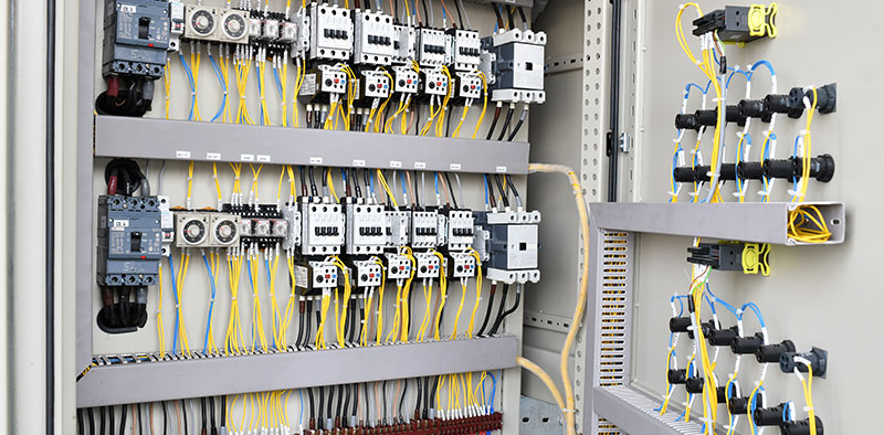 Electrical panel installation & upgrades.